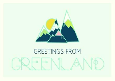 GreenlandPostcard